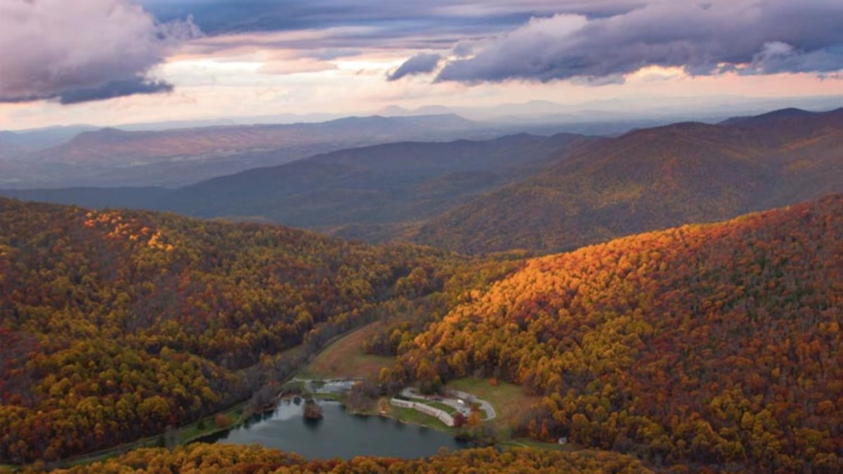 Country Roads West Or Western Virginia