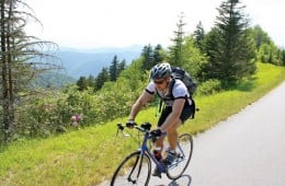 The Long Road: Listing of Epic Blue Ridge Cycling Rides