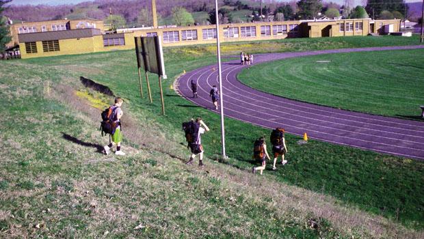 Blue Ridge Outdoors Magazine - Hiking Class