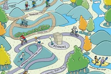 Blue Ridge Outdoors - Happy Trails - Roanoke, VA