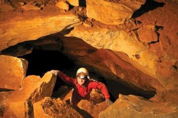 Blue Ridge Outdoors: Caving