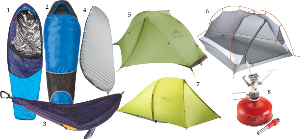 BRO Camping Gear Guide
