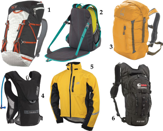 BRO Gear Guide 2011: Packs