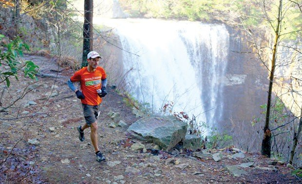 Trail Racing Series around the Southeast
