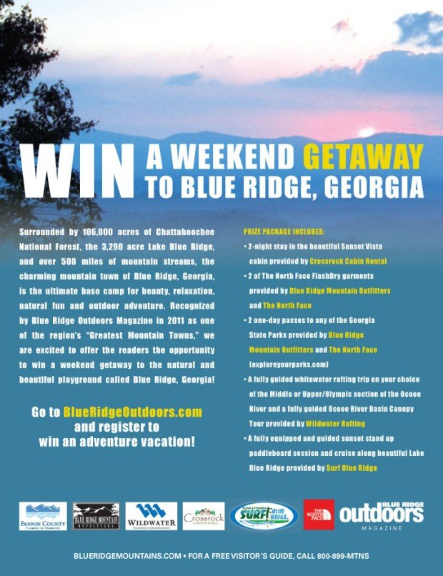 Georgia Weekend Getaway