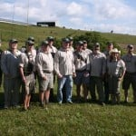 The PHWFF team at the Mossy Creek Invitational.