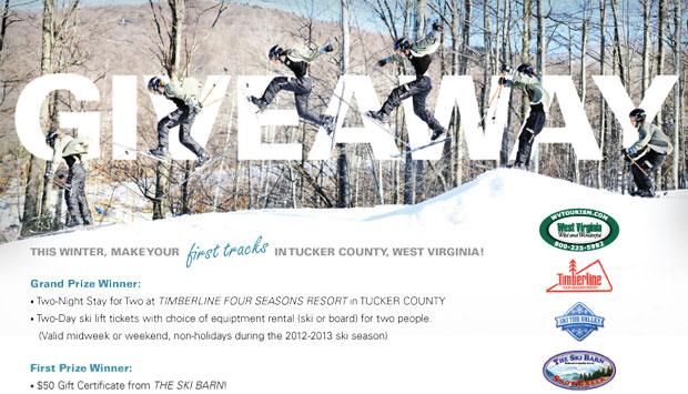 tucker county contest