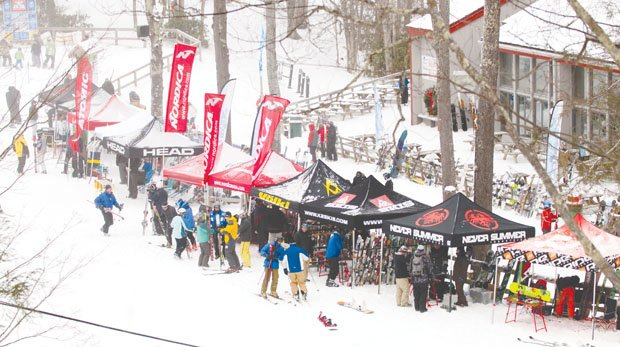 Southern snowsport competition