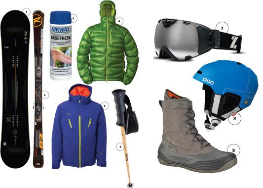 resort gear