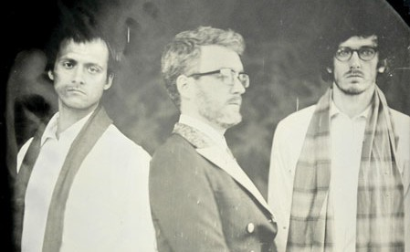 Bombadil Gets a Second Chance. Left to right: Daniel Michalak, James Phillips, Stuart Robinson