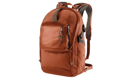 The Keen Tilden Daypack in Bombay Brown/Teak.