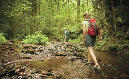 Explore Pisgah for National Get Outdoors Day.