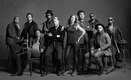 The Tedeschi Trucks Band. Photo: Mark Seliger