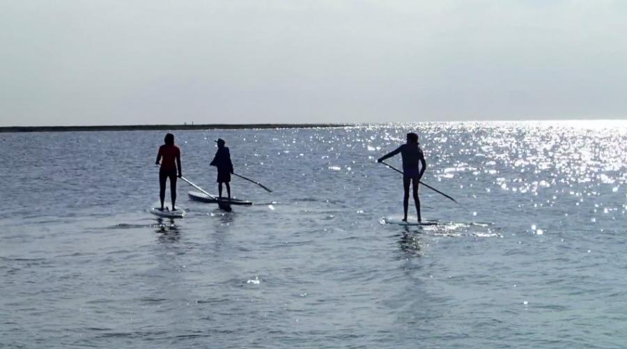 Flatwater Paddling