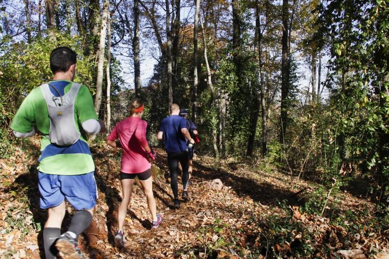 KUW Hastie park runners