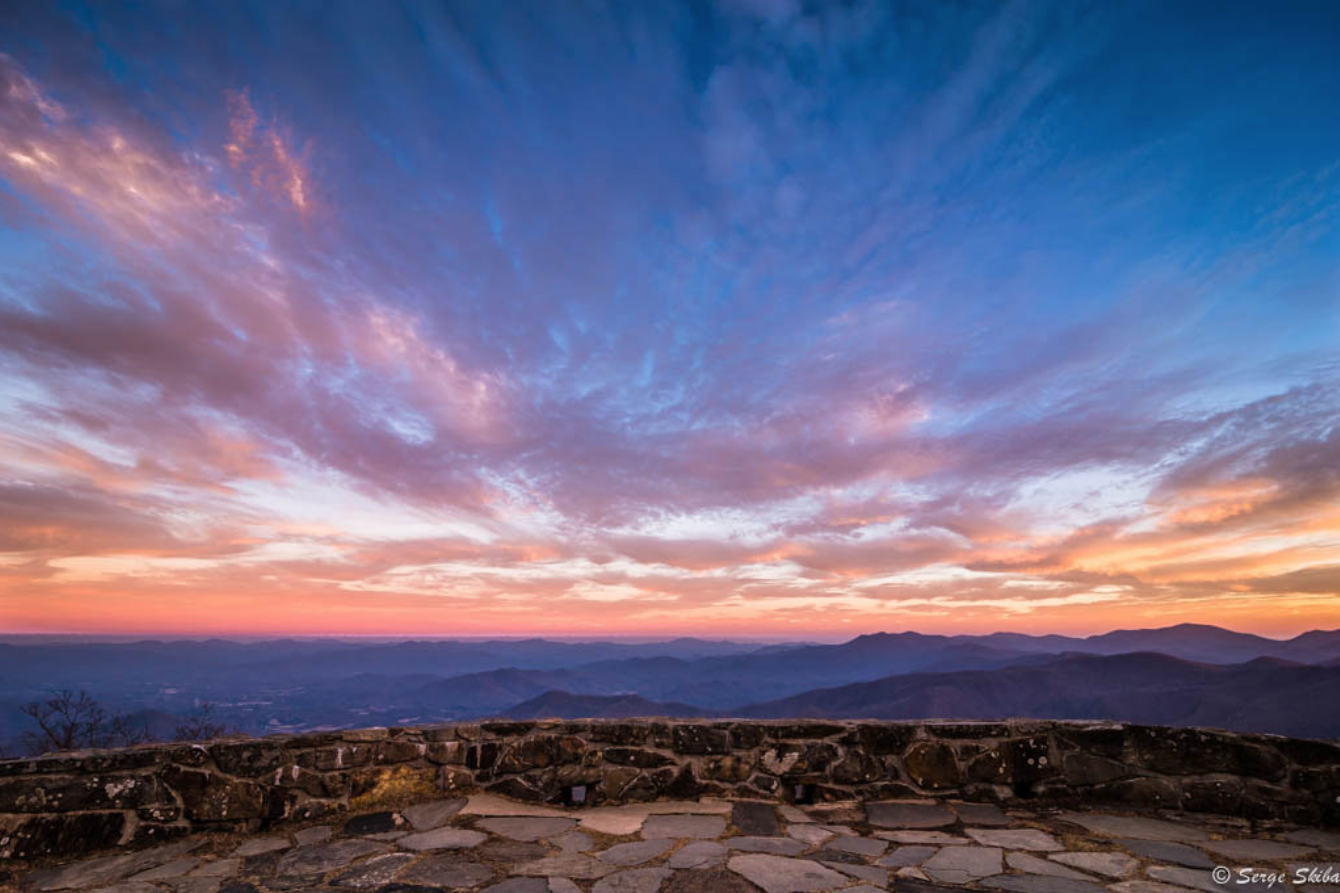 7 of the Best Sunset Summits in Western North Carolina