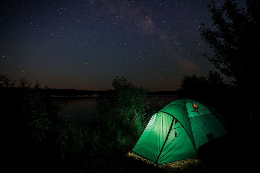 4 Star Gazing Hot Spots in the Appalachian Mountains