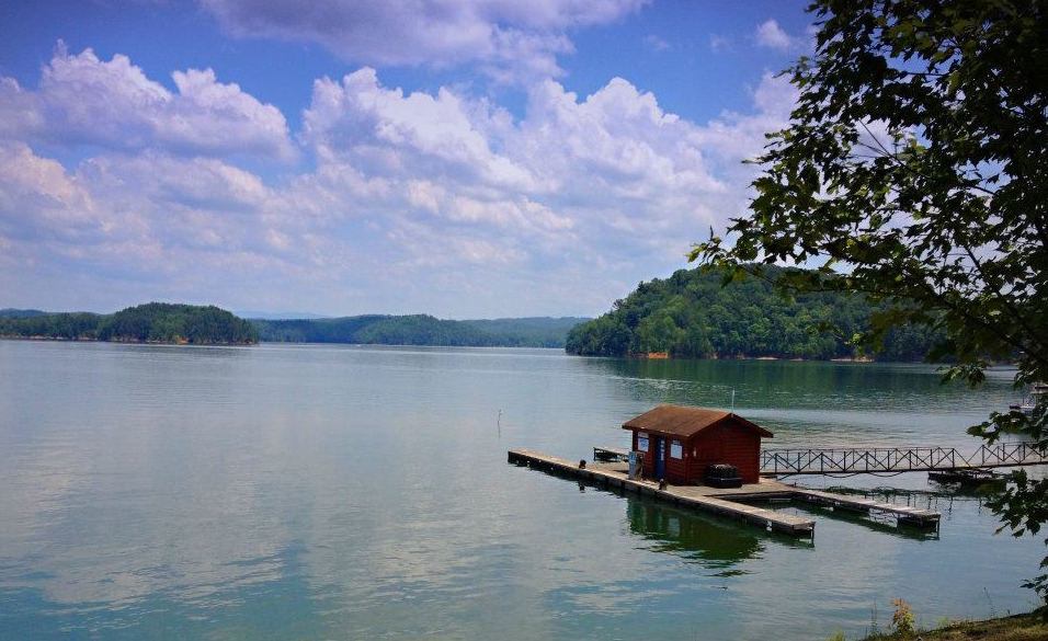8 Blue Ridge Lakes To Check Out This Memorial Day Weekend