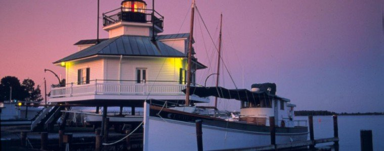 Drum Point Lighthouse-coloredit