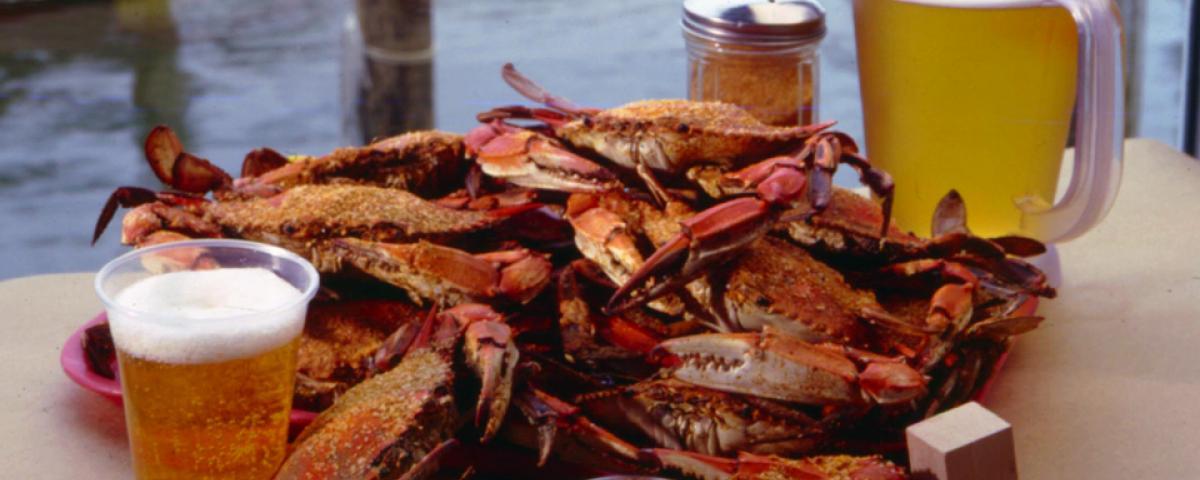 Harris crab beer_wide