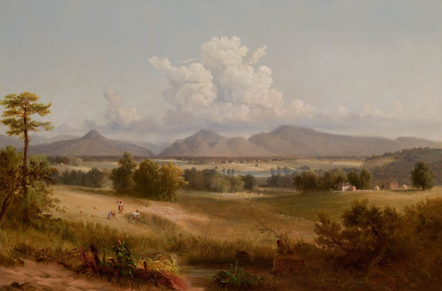 'Shenandoah_Valley'_by_William_Thompson_Russell_Smith,_1846