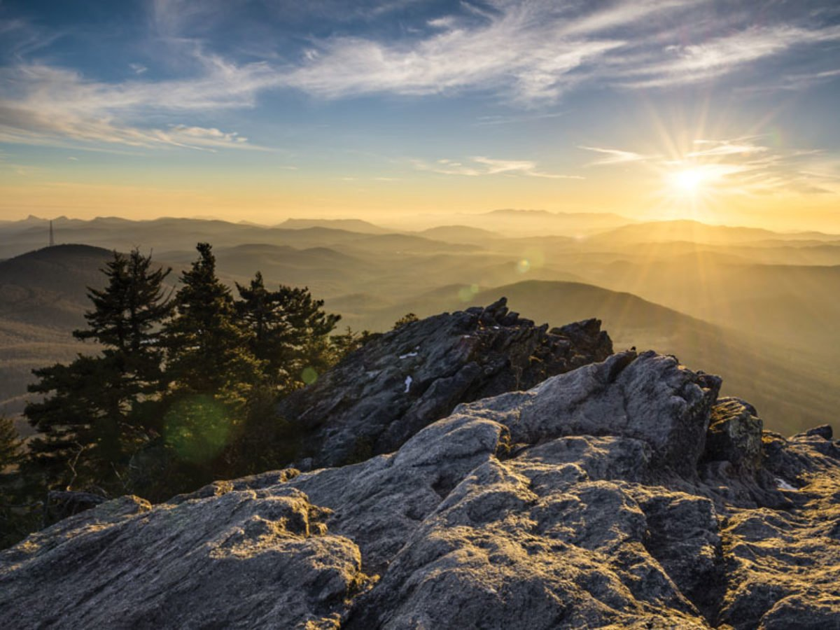 Grandfather Mountain: Unearthing it\'s Secrets