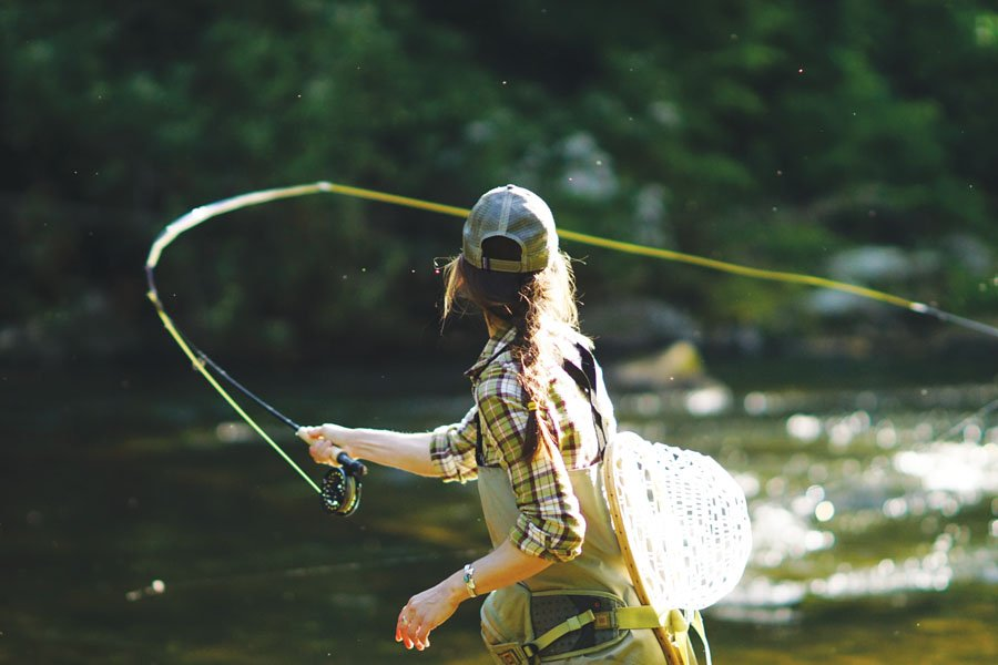 Image result for Flyfishing