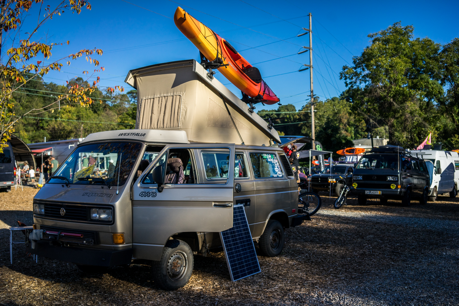 3rd Annual Asheville Van Life Rally