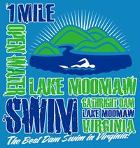 Lake Moomaw 1 Mile Swim