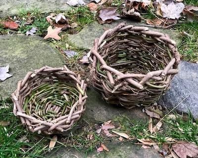 2-Hour Natural Cordage & Primitive Baskets Workshop