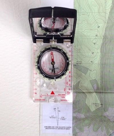 2-Hour Back Country Navigation Workshop