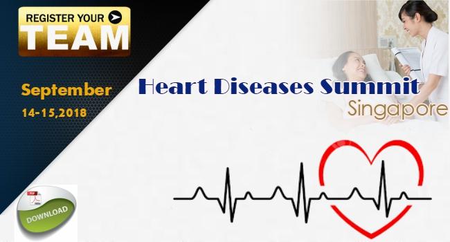 4th Global Summit on Heart Diseases
