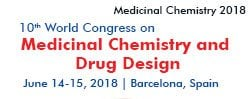 10th World Congress on  Medicinal Chemistry and Drug Design