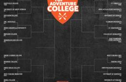 Top Adventure College Contest