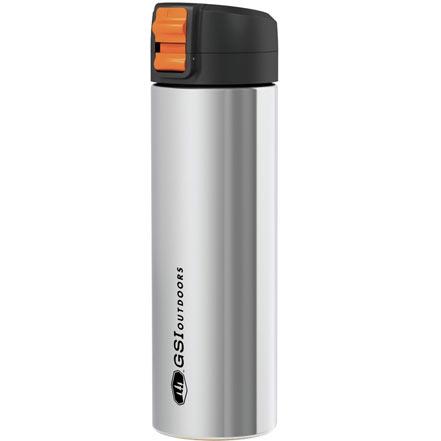 GSI Outdoors' Microlite Vacuum Stainless Bottles