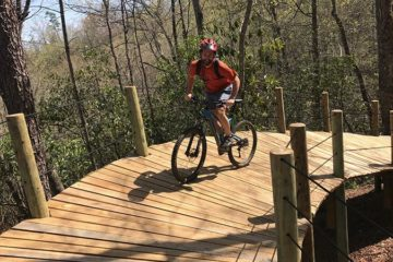 Fire Mountain Mountain Biking