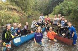 french broad river cleanup