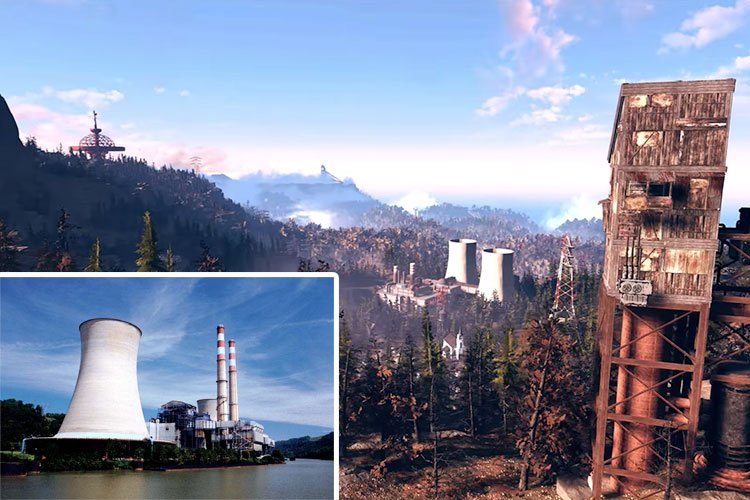 Fallout 76: Real Life West Virginia Locations in the Apocalypse