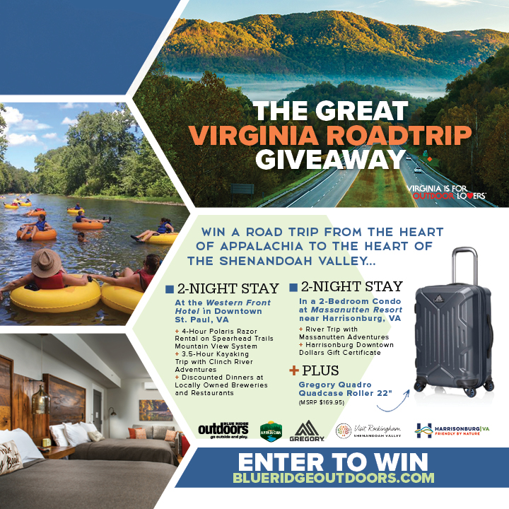 Contests | Blue Ridge Outdoors Magazine